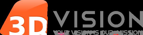 3dVision - 3dVisualiseringar